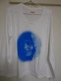 『Bridget St. John Japan tour 2010 with 林拓 』記念Tシャツ