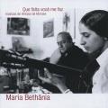 Maria Bethania / Que Falta Voce Me Faz