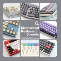 Taeha Types / Mechanical Keyboard Sounds: Recordings of bespoke and customised mechanical keyboards