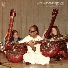 Ustad Zia Mohiuddin Dagar  Raga Yaman (Rudra Veena // Seattle // 15 March 1986)