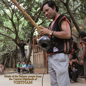VA / Music of the Bahnar People from the Central Highlands of Vietnam