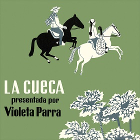 Violeta Parra / La Cueca presentada por Violeta Parra