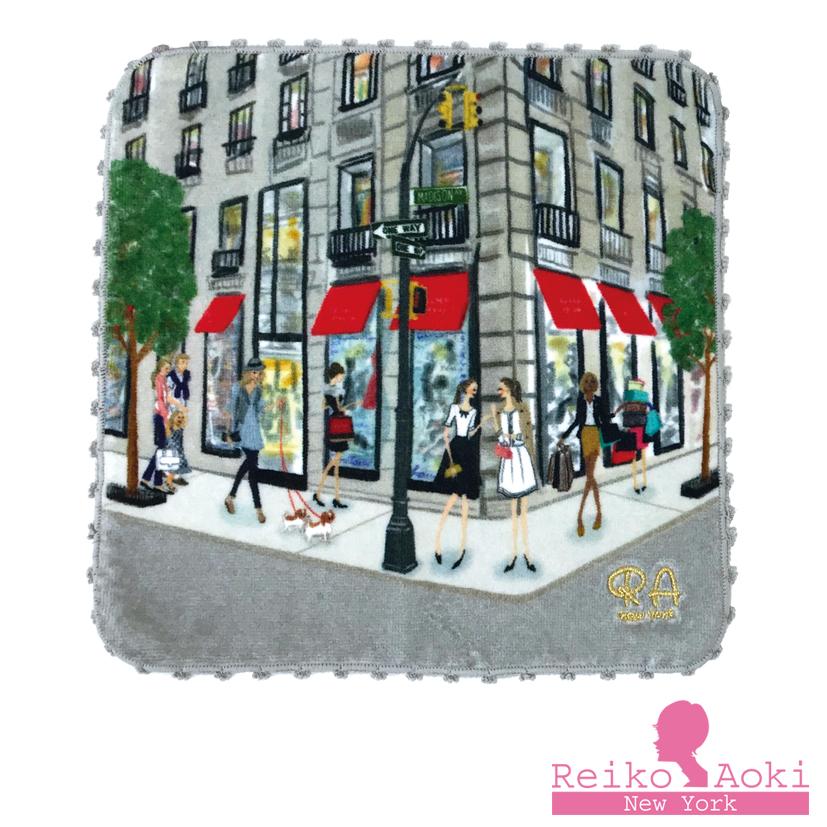 NY shopping ハンドタオル