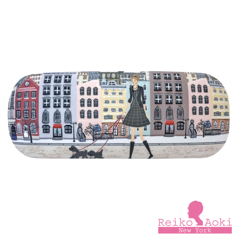 Walking NYC メガネケースセット