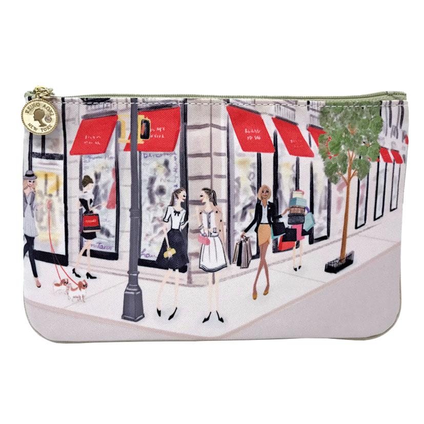 NY shopping フラットポーチ(8701-124)