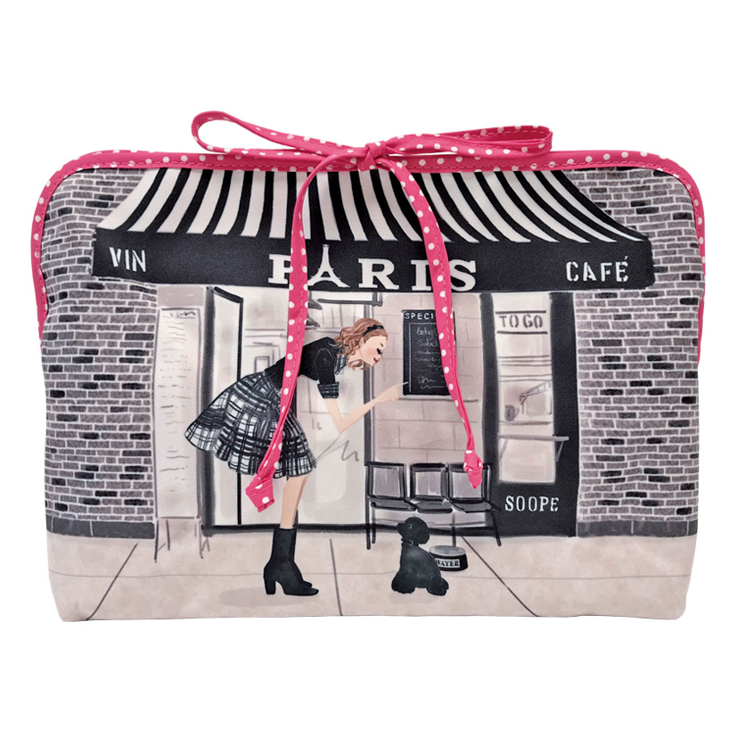 Cafe Paris ランジェリーポーチ