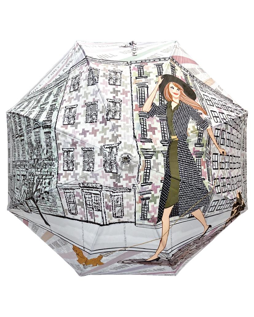adress-NYC 深張り長傘