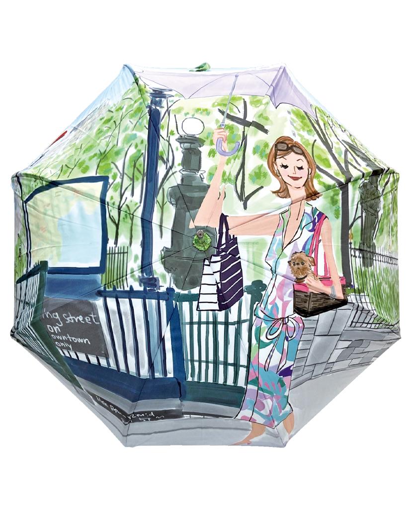 Umbrella 深張り長傘