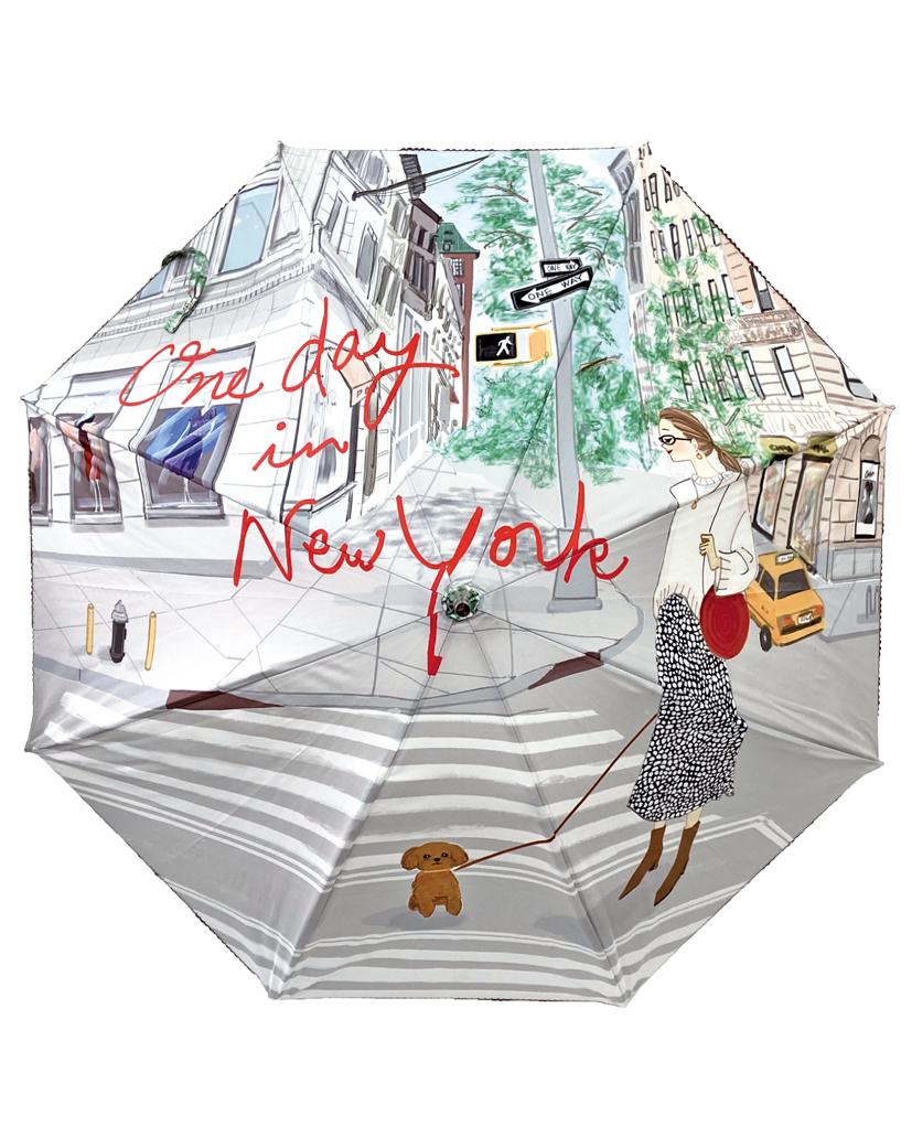One Day-NY 晴雨兼用ショート傘