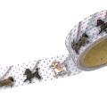dogs2 マスキングテープ(15mm)