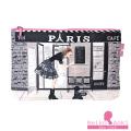 Cafe-Paris フラットポーチ