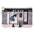 Cafe Paris フラットポーチ(8701-115)