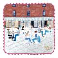 Cafe Promenade ハンドタオル