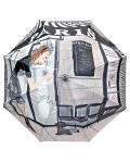 Cafe Paris 深張り長傘