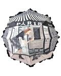 Cafe Paris 晴雨兼用ショート傘