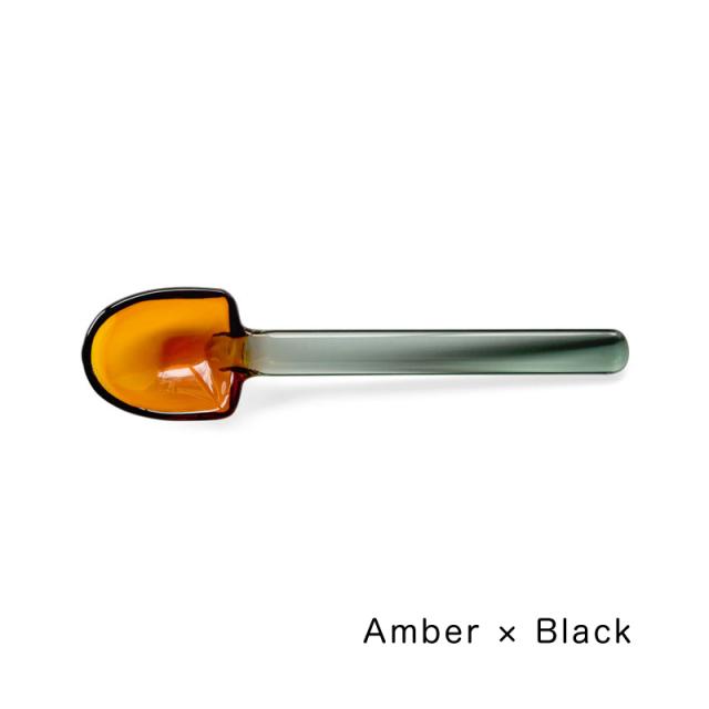 SNOW SHOVEL / Amber×Black