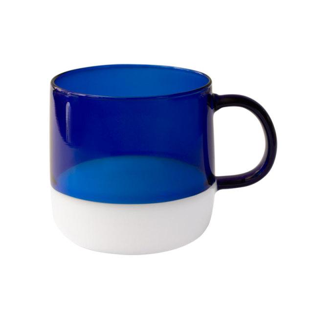 TWO TONE MUG / Blue