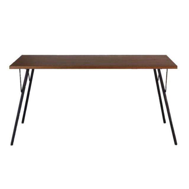 SENS DINING TABLE LBR L(サンク ダイニング テーブル L)
