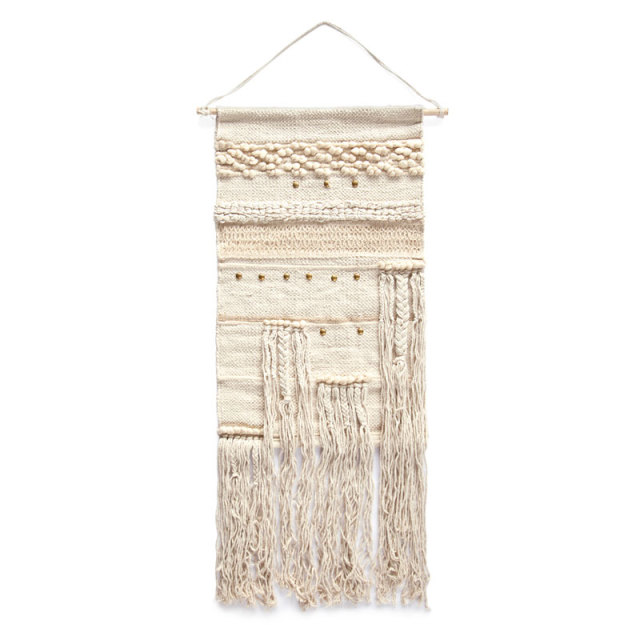 COTTON WALL HANGING-Studs