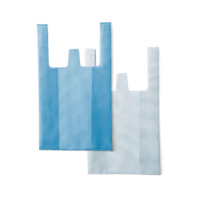 CONVENI BAG : コンビニバッグ / Blue × White(S)