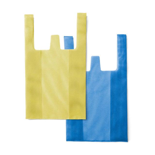 CONVENI BAG : コンビニバッグ / Yellow × Blue(L)