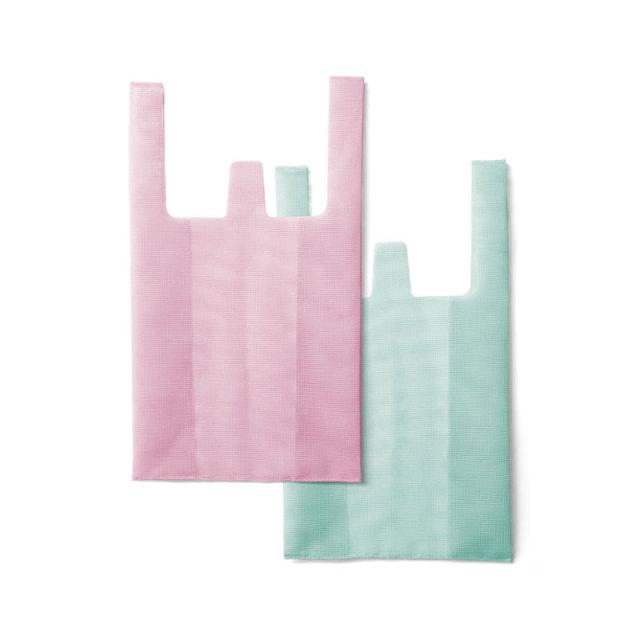 CONVENI BAG : コンビニバッグ / Pink × Mint(S)