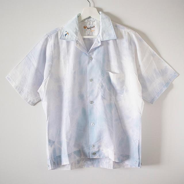 タイダイボーリングシャツ