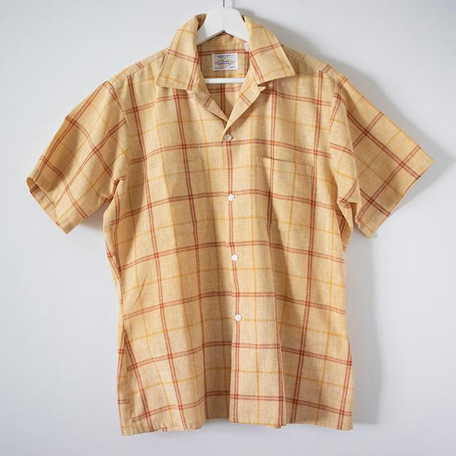 クラシックチェックSSシャツ