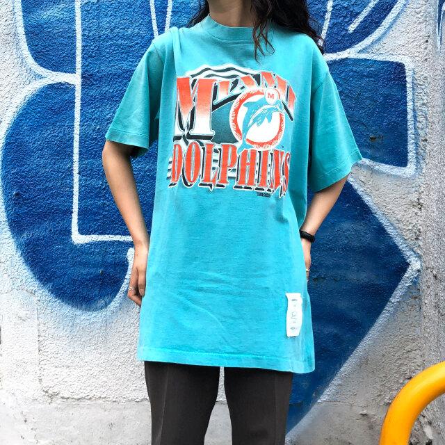 MIAMI DOLPHINE Tシャツ