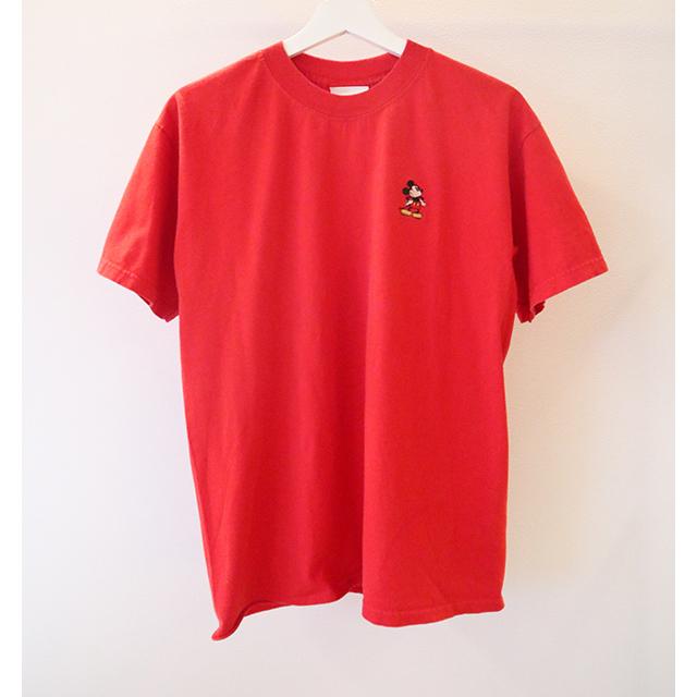ワンポイント Mickey Tシャツ