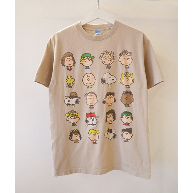snoopy friends Tシャツ