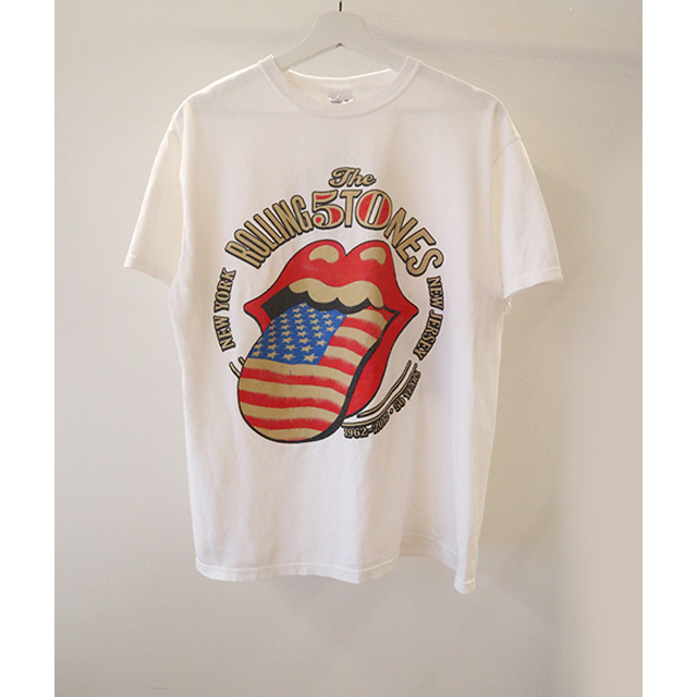 The Rolling Stones USA Tシャツ