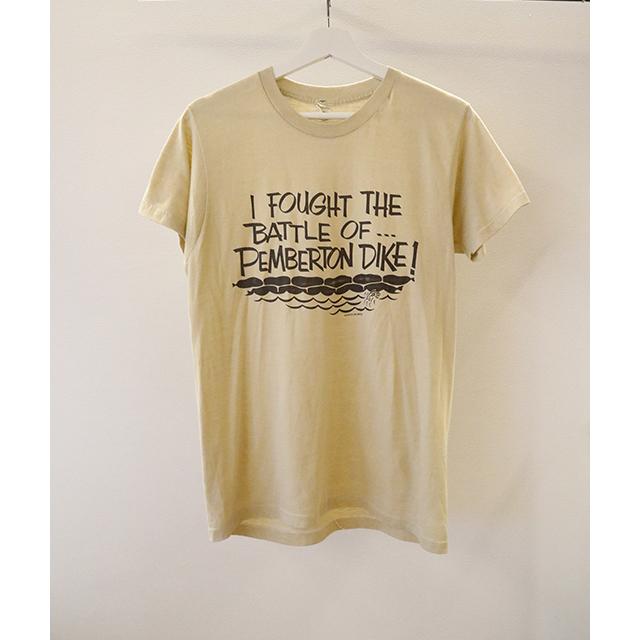 lettered クルーネックTシャツ