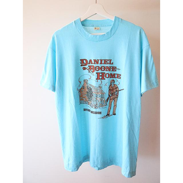 Daniel Boone Tシャツ