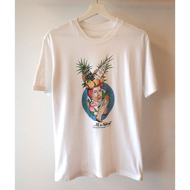 fruit head Tシャツ