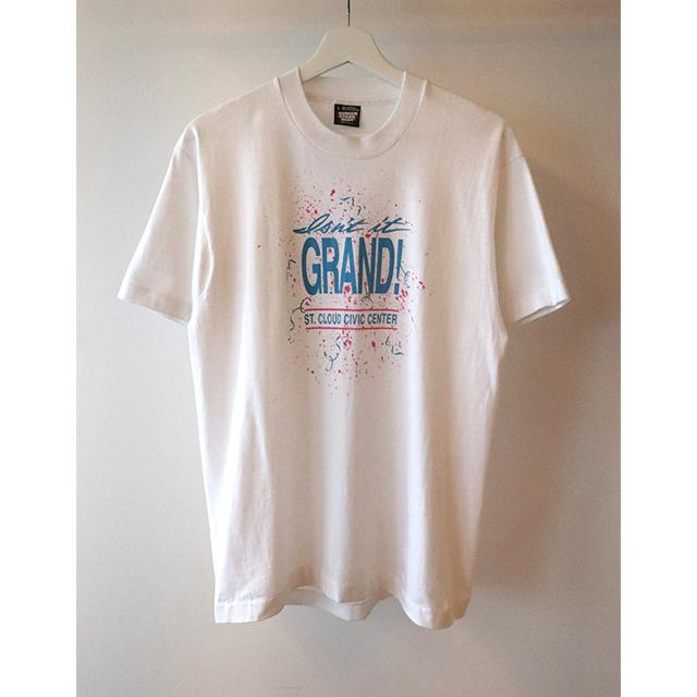 GRAND!ロゴTシャツ