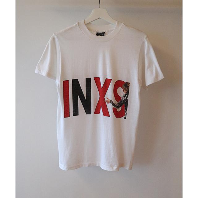 INXS rock Tシャツ