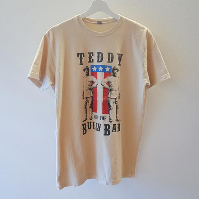 TEDDY Tシャツ ベージュ