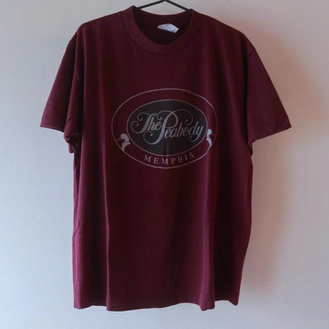 Peabody Hotel Tシャツ