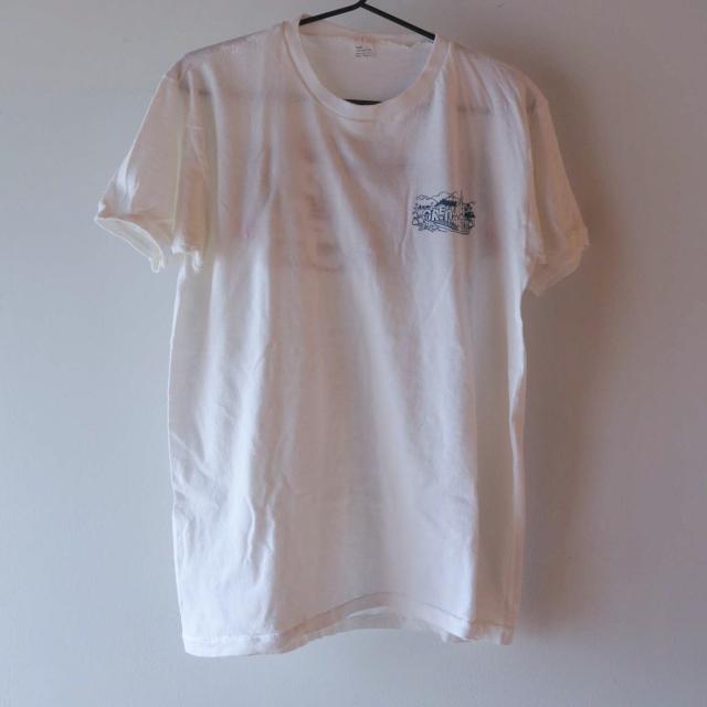 パフスリーブワンポイントTシャツ