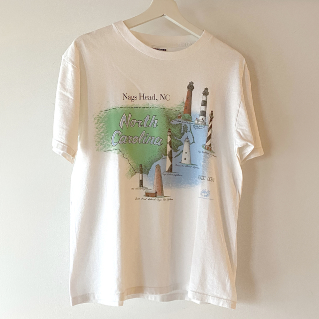 North Carolina Tシャツ