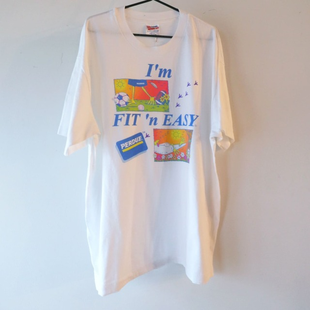 【NEW】Fit's EASY Tシャツ