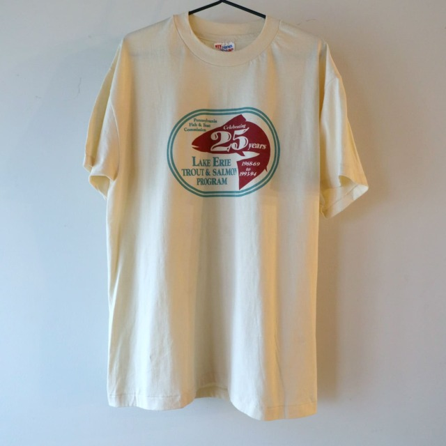【NEW】25 year's Tシャツ