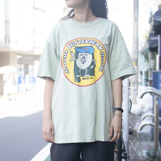 BUTTERBEAN FES Tシャツ