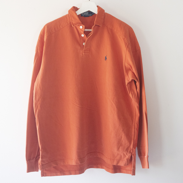Polo LST オレンジ