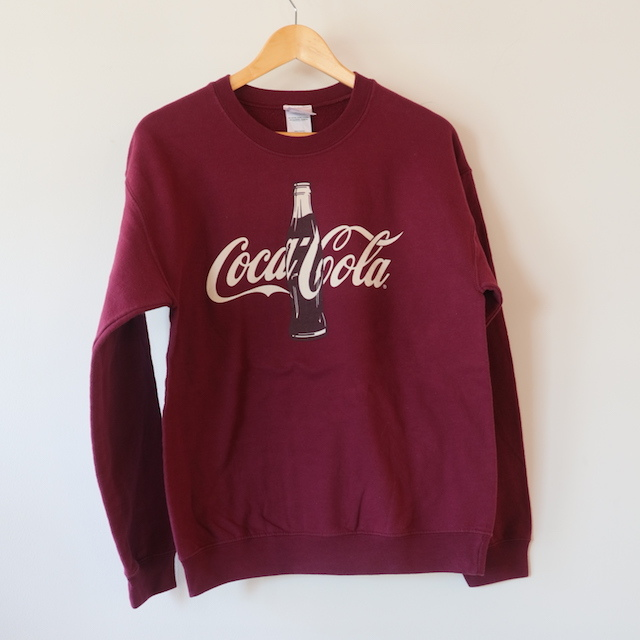 CocaCola スウェット