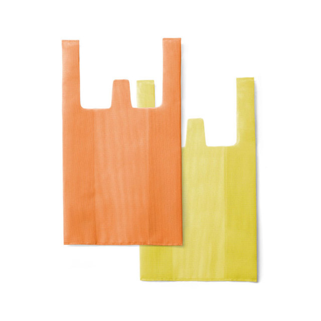 CONVENI BAG : コンビニバッグ / Orange × Yellow(S)