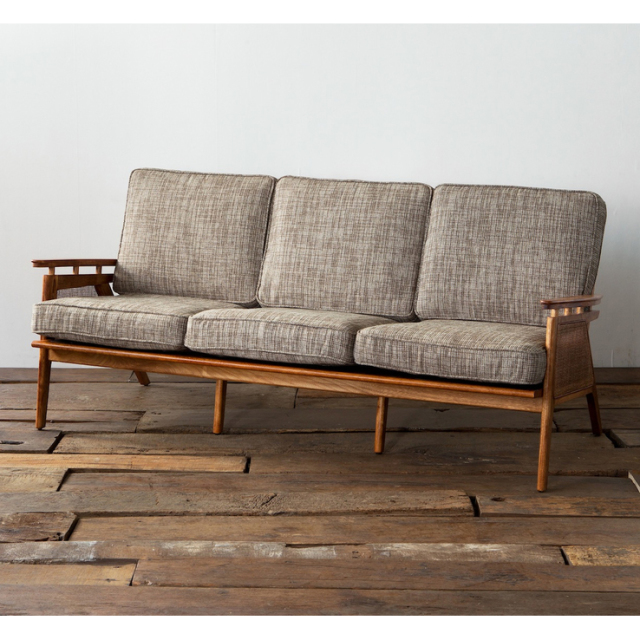WICKER SOFA 3P(3人掛け)