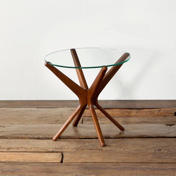 TRESTLES SIDE TABLE CLR(トラッセル サイドテーブル)