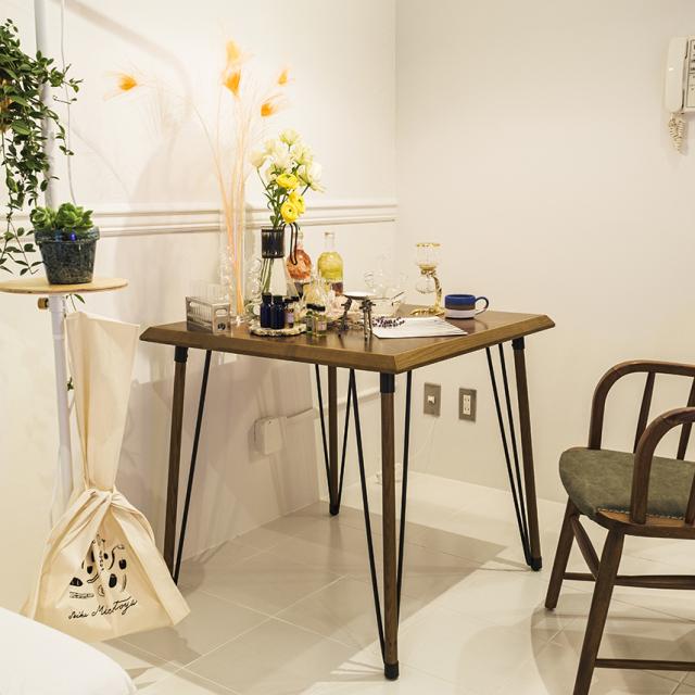 BELLS FACTORY DINING TABLE W780 / ベルズファクトリー ダイニングテーブル